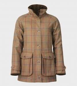 Manteau en tweed Laksen / Melville