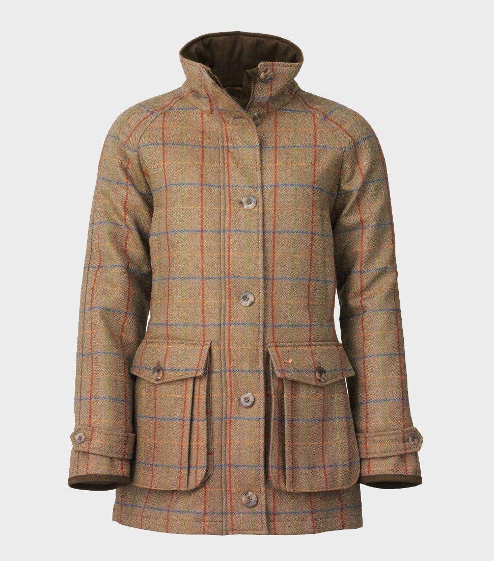 manteau en tweed laksen melville f cin matir simulateur de chasse. Black Bedroom Furniture Sets. Home Design Ideas